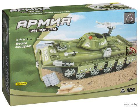 "Конструктор ""Армия. Танк"" (213 деталей) — фото, картинка"