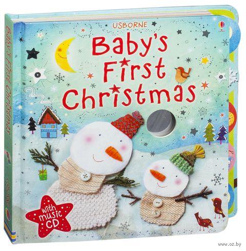Baby's First Christmas (+ CD) — фото, картинка