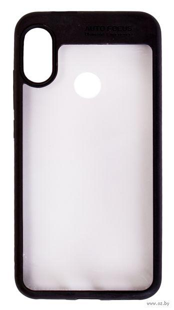 Чехол Biggo для Xiaomi Redmi 6 Pro (черный) — фото, картинка
