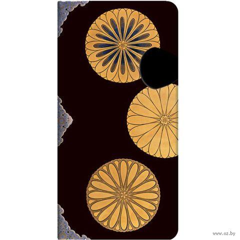 """Записная книжка Paperblanks """"Моньоу"""" в линейку (формат: 90*180 мм, слим)"""
