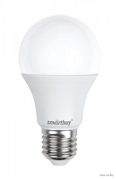 Лампа Светодиодная (Диммер) Smartbuy-A60-11W/4000/E27