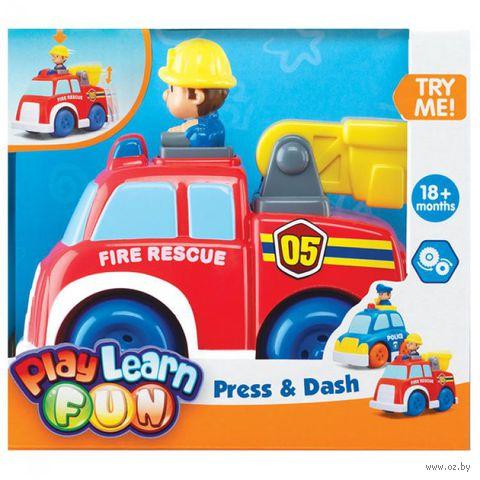 Пожарная машина инерционная (арт. 32621)