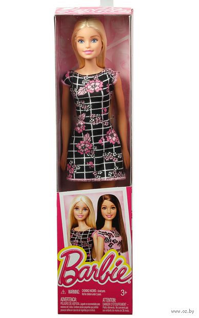 "Кукла ""Барби. Модная одежда"" (арт. DGX60) — фото, картинка"