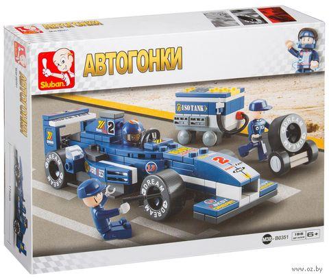 """Конструктор """"Формула 1"""" (196 деталей)"""