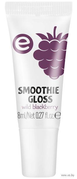"Блеск для губ ""Smoothie Gloss"" (тон: 05, фиолетовая ежевика) — фото, картинка"
