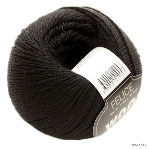 "Пряжа ""FELICE. Wool №4"" (100 г; 300 м) — фото, картинка"