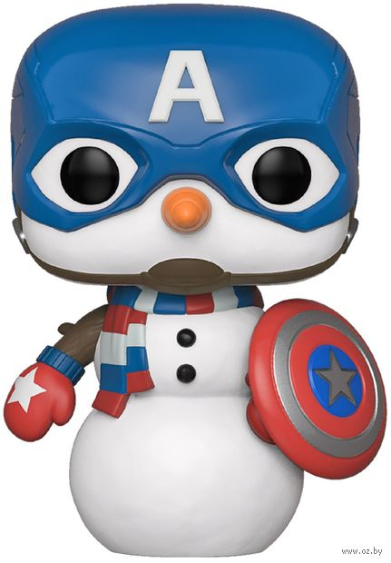 "Фигурка ""Marvel. Capt America"" — фото, картинка"