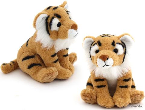 """Мягкая интерактивная игрушка """"Wiki Zoo. Тигр"""" (арт. 9931/WZ)"""