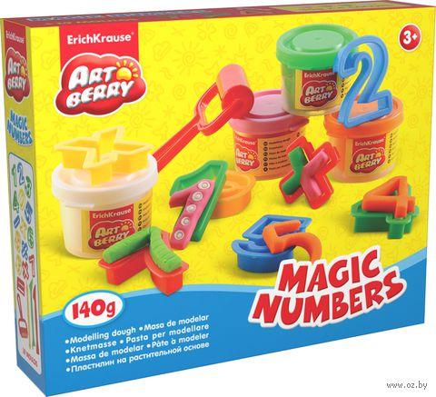 "Набор для лепки ""Magic Numbers"" — фото, картинка"