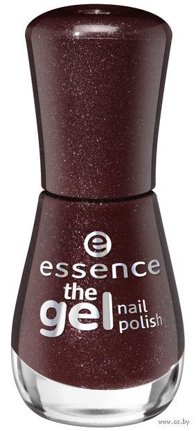 "Лак для ногтей ""The gel nail polish"" (тон: 109, коричневый) — фото, картинка"