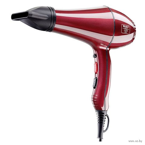 Фен Wahl SuperDry 4340-0475 (бордовый) — фото, картинка