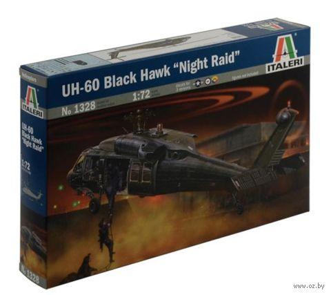 """Сборная модель """"Вертолет UH-60/MH-60 Black Hawk"""" (масштаб: 1/72) — фото, картинка"""