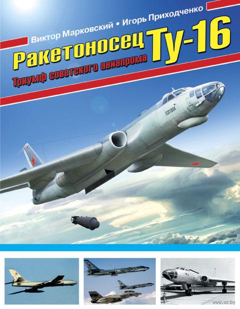 Ракетоносец Ту-16. Триумф советского авиапрома — фото, картинка