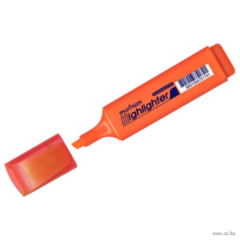 Маркер текстовый (оранжевый; 1-5 мм)
