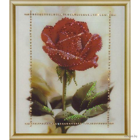 "Алмазная вышивка-мозаика ""Роза"""