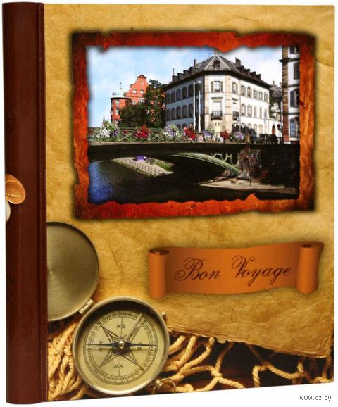"""Фотоальбом """"Bon Voyage"""" (арт. 46214 AP102328SA) — фото, картинка"""