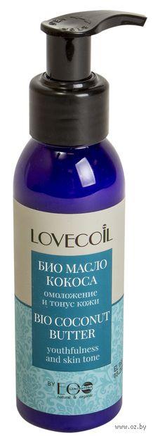 "Био-масло кокоса для тела ""Омоложение и тонус кожи"" (100 мл) — фото, картинка"