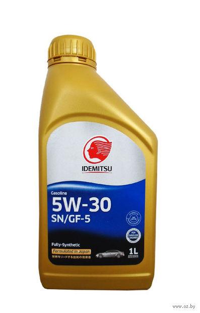 """Масло моторное """"SN/GF-5 F-S"""" 5W-30 (1 л) — фото, картинка"""