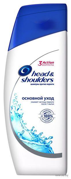 """Шампунь для волос """"Против перхоти. Основной уход"""" (90 мл) — фото, картинка"""
