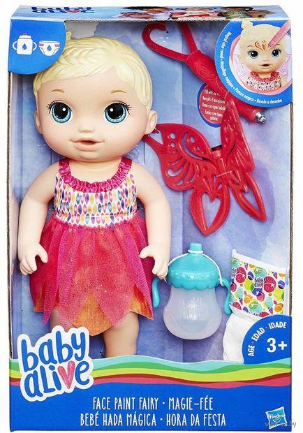 """Игровой набор """"Baby Alive. Малышка-фея"""" — фото, картинка"""