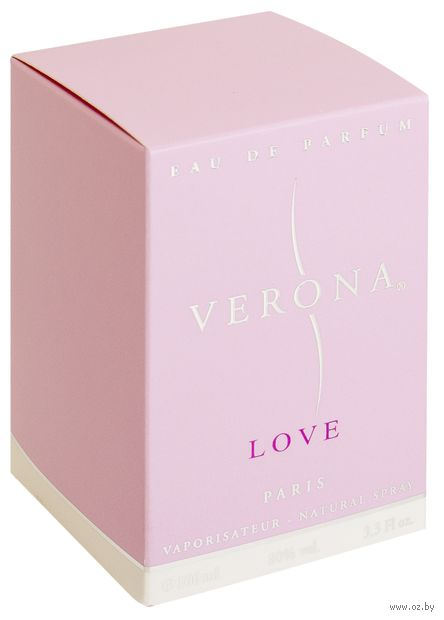 """Парфюмерная вода для женщин """"Verona Love"""" (100 мл) — фото, картинка"""
