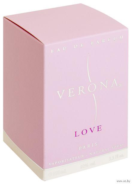 "Парфюмерная вода для женщин ""Verona Love"" (100 мл)"
