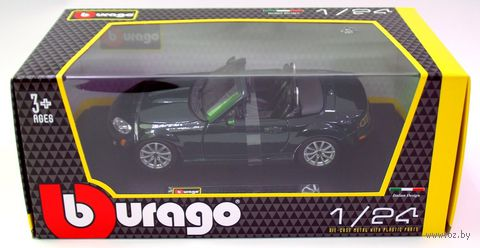 """Модель машины """"Bburago. Mazda MX-5 Miata"""" (масштаб: 1/24) — фото, картинка"""