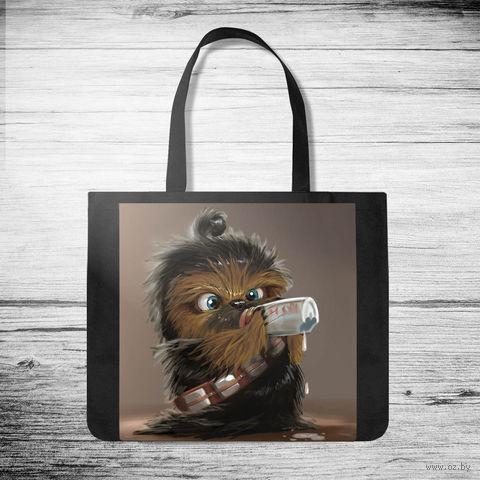 """Сумка-шоппер """"Звездные Войны"""" (арт. 1) — фото, картинка"""
