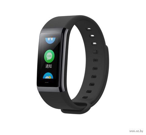 Фитнес-браслет Xiaomi Amazfit Cor (черный) — фото, картинка