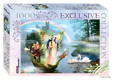 "Пазл ""Волшебное озеро"" (1000 элементов) — фото, картинка"