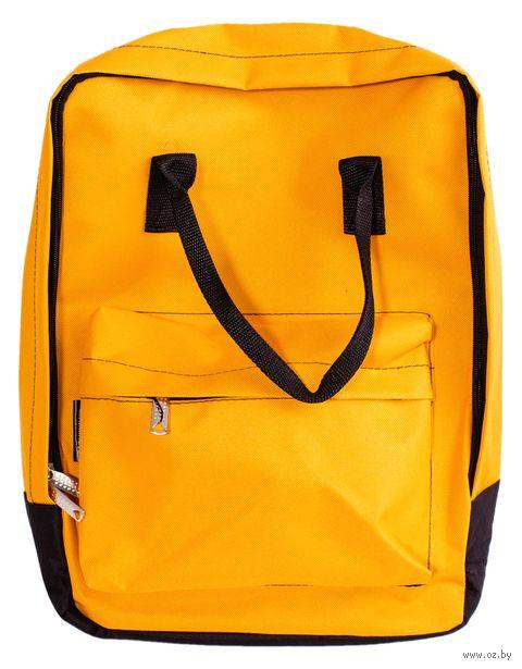 Рюкзак (жёлтый; арт. P-108) — фото, картинка