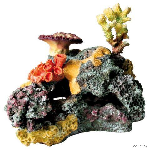"""Декорация для аквариума """"Коралловый риф"""" (32 см)"""