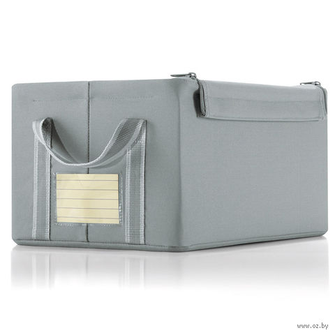 "Коробка для хранения ""Storagebox"" (S, grey)"
