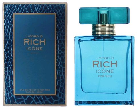 "Туалетная вода для мужчин ""Rich Icone"" (90 мл) — фото, картинка"