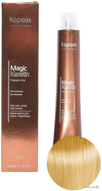 """Крем-краска для волос """"Non Ammonia"""" тон: 9.238, очень светлый блондин ваниль — фото, картинка"""