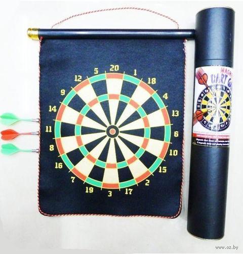 Набор для игры в дартс (магнитный; арт. 63720)