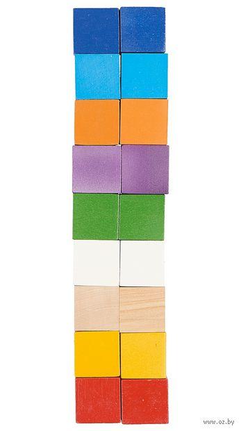 Кубики (18 шт.; арт. Д-635) — фото, картинка