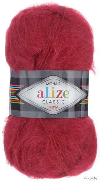 ALIZE. Mohair Classic №327 (100 г; 200 м) — фото, картинка
