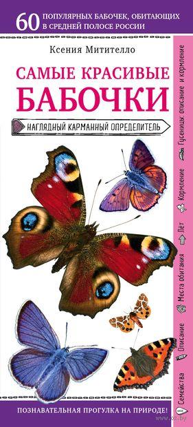 Бабочки. Наглядный карманный определитель — фото, картинка