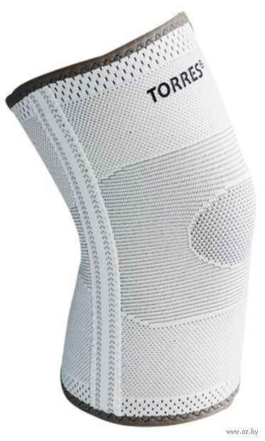 Суппорт колена (M; серый; арт. PRL11010M) — фото, картинка