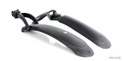 """Комплект щитков для велосипеда """"GP SDE"""" (чёрный) — фото, картинка"""