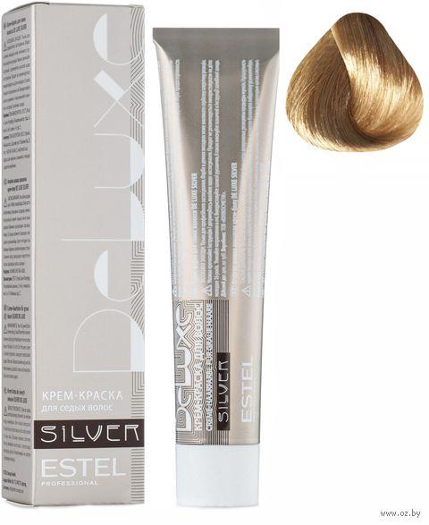 """Крем-краска для волос """"Sense De Luxe Silver"""" тон: 8/76, светло-русый коричнево-фиолетовый — фото, картинка"""