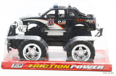 Полицейская машина (арт. В54605)