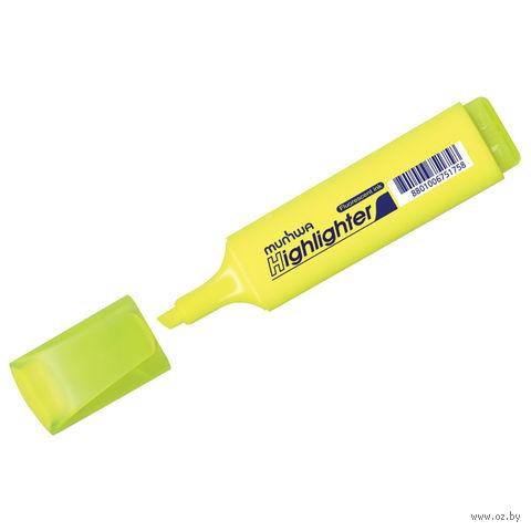 Маркер текстовый (желтый; 1-5 мм)