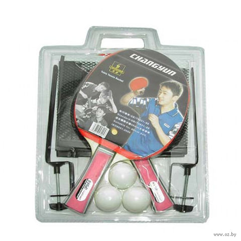 Набор для настольного тенниса (арт. BR33) — фото, картинка