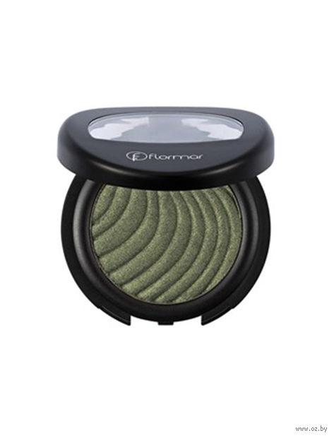 """Тени для век """"Mono Eye Shadow"""" (тон: 013, golden green) — фото, картинка"""