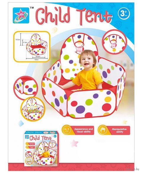 """Детская игровая палатка """"Манеж с кольцом"""" — фото, картинка"""