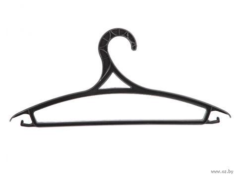 Вешалка для одежды пластмассовая (38,7 см; арт. С518)