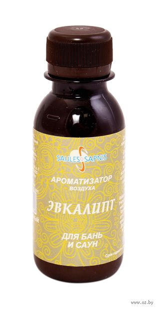 "Ароматизатор для бань и саун ""Эвкалипт"" (100 мл)"