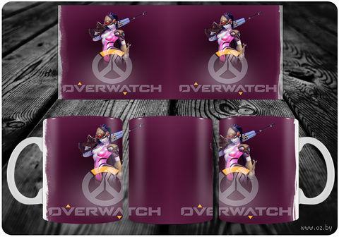 """Кружка """"Overwatch"""" (арт. 20) — фото, картинка"""